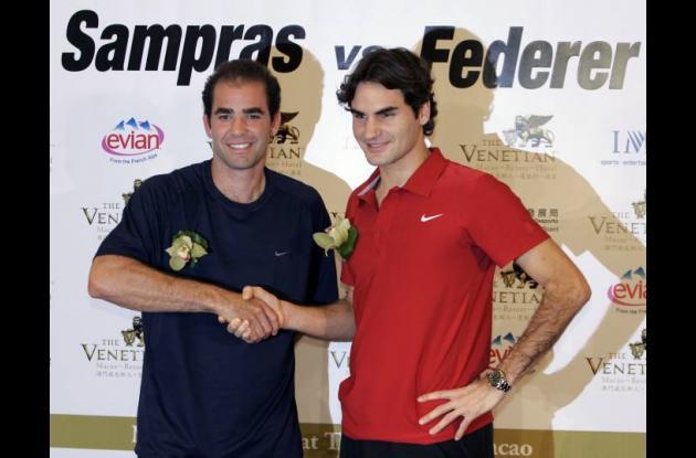 Sampras Federer