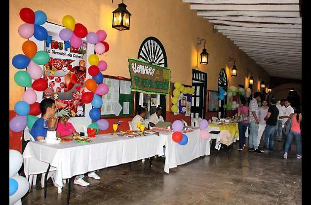 Feria universidad  Rafael Núñez de Cartagena