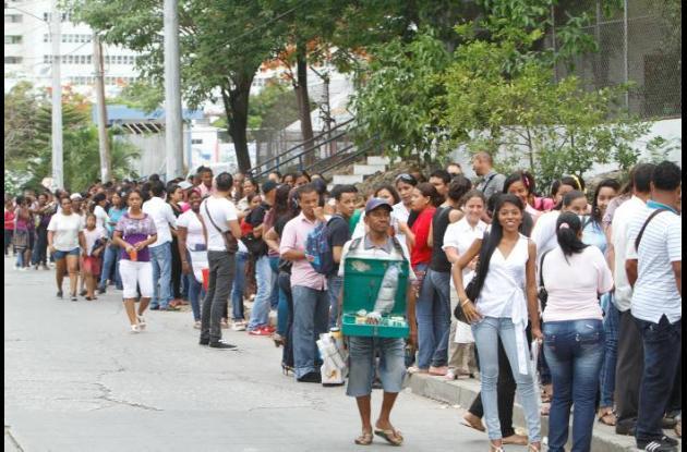 Feria de empleo Falavella