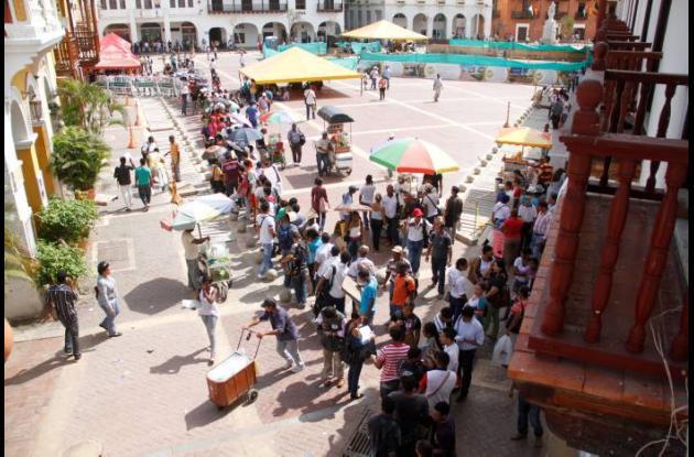 Feria del empleo Sena