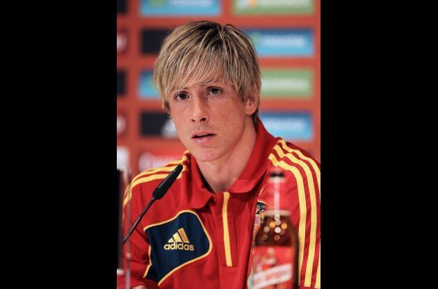 Fernando 'el Niño' Torres.