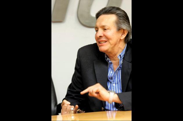 el presidente Juan Manuel Santos nombró a Fernando Panesso