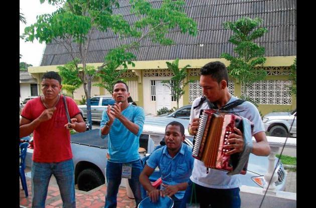 VI Festival de Acordeoneros y Compositores en Buenavista.