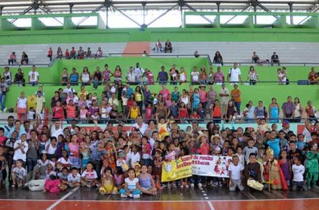 Festival de rondas infantiles