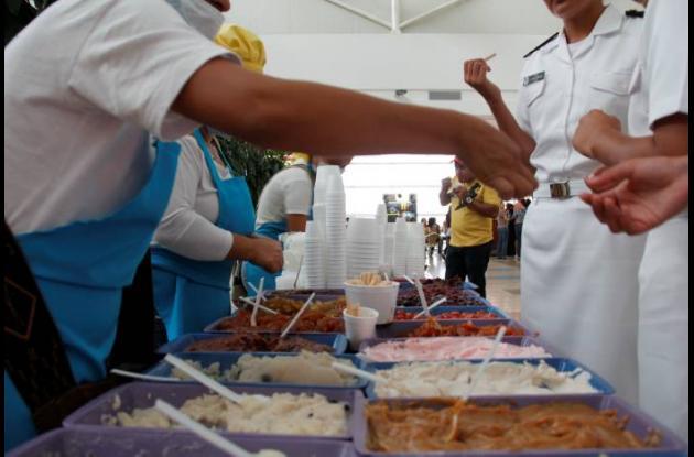 Festival del Dulce en el Caribe Plaza