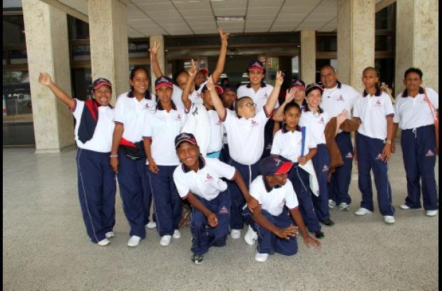 Deportistas de Comfenalco viajan a Olimpiadas de Fides.