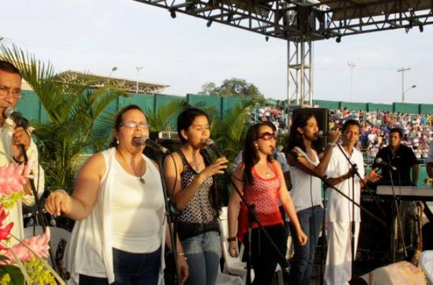 Fiesta Arquidiocesana Cartagena