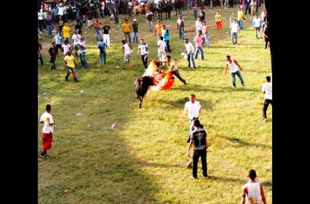 Manteros, banderilleros y garrocheros harán las fiestas en San Pedro Consolado.