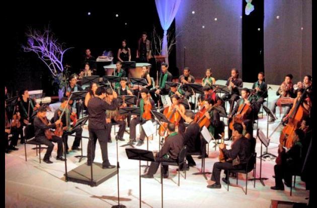 Orquesta Filarmónica Cartagena de Indias
