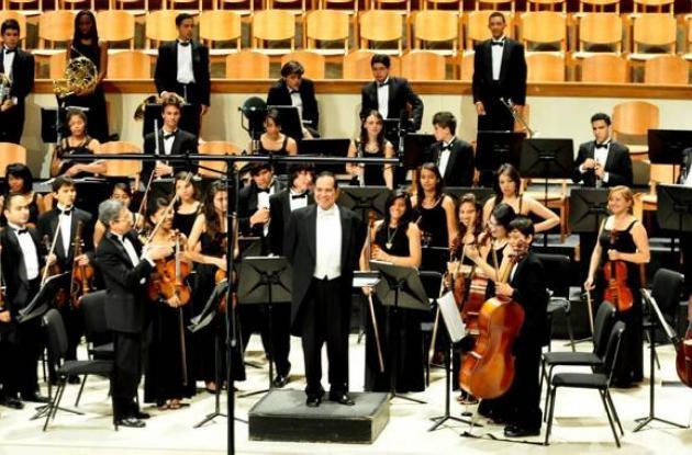 Filarmónica de Comfenalco.