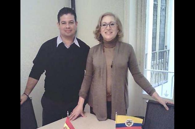 Tecnológico Comfenalco firma convenio con ente español.