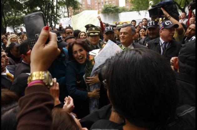 Viviane Morales presentará su renuncia ante la Corte Suprema de Justicia.