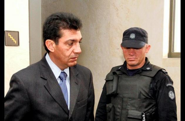 Condenado Guillermo León Valencia.