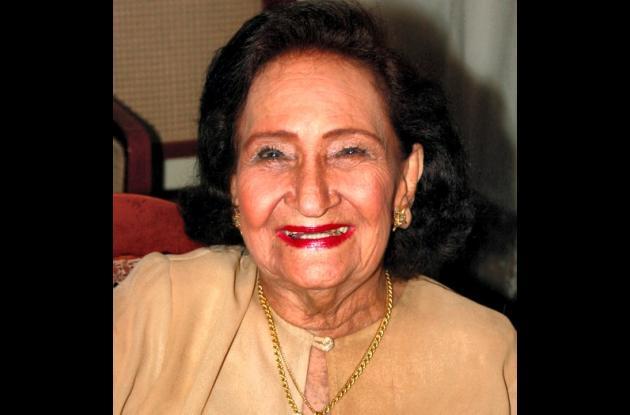 Esther Forero Celis sigue en cuidados intensivos.