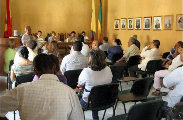 juzgado de causas menores Cartagena