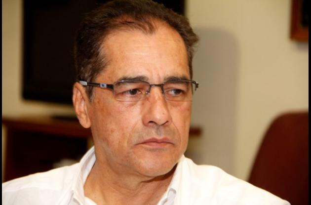 Fortunato Carvajal, director del proyecto de Restauración del Sistema del Canal del Dique