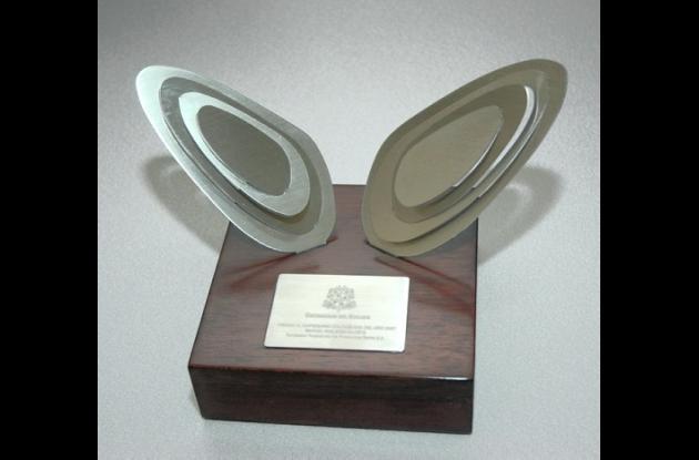 Premio al Empresario del Año.
