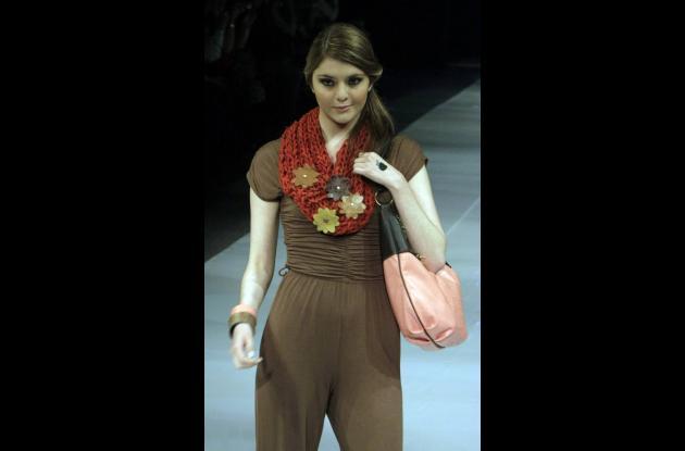 Travesía es la última colección de Gabi Arenas.