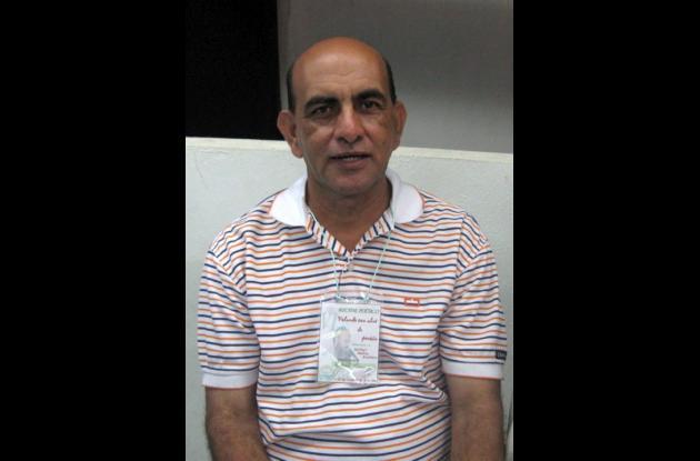 Francisco Navarro Fonseca, escritor fallecido.