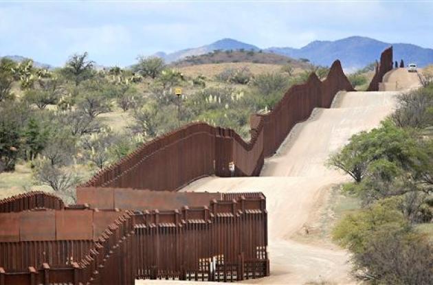 Estados Unidos no tiene plan para frontera con Estados Unidos.