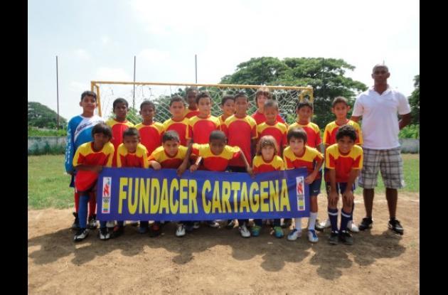 Fundacer Cartagena-Panamá goleó ayer 5-1 a Turbana-Egipto