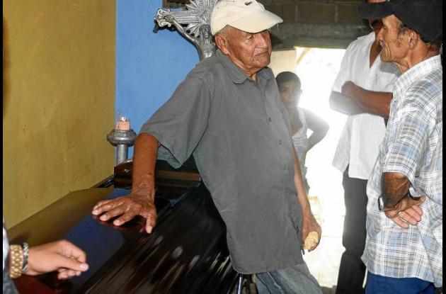 Funeral de Albeiro Pedroza