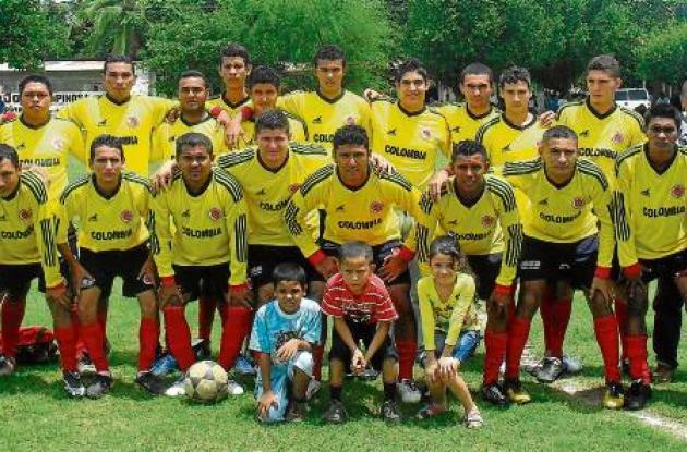 Copa San Antonio de Cereté.
