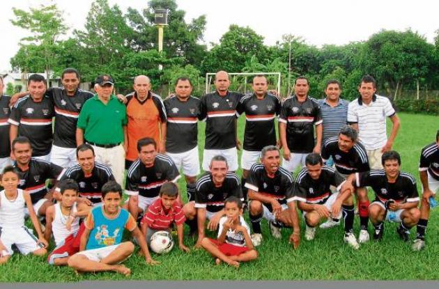 Equipo Veteranos de Guayabal