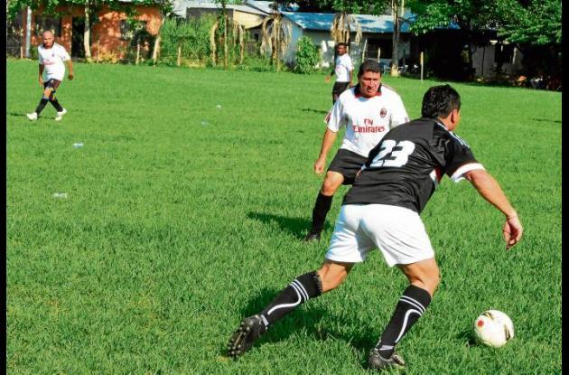 Torneo de Fútbol Recreativo de Sahagún.