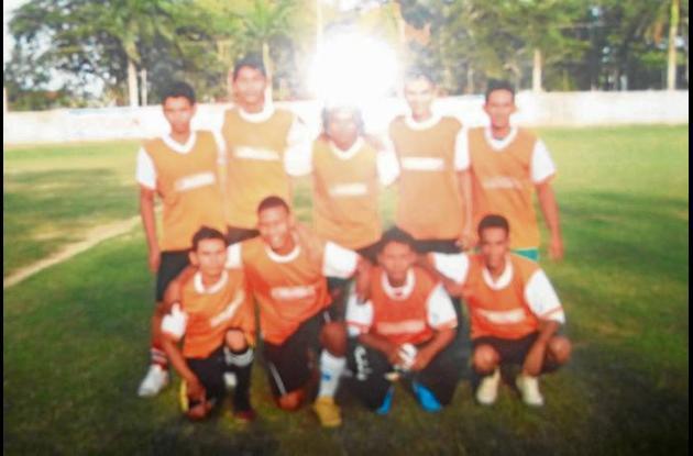 Los Biólogos, equipo que participa en el torneo de fútbol de Unicórdoba