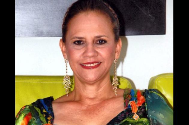 Gabi Arenas presenta en Cartagena su colección 2012.