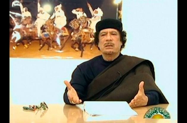 Crisis en Libia: muere hijo de Gadafi en bombardeo de la Otan.