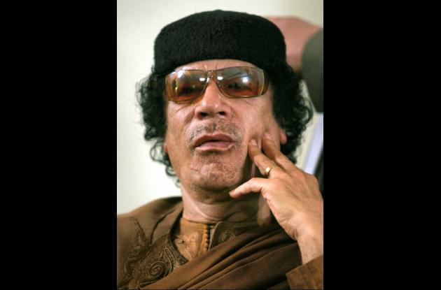 Muamar Ghadafi