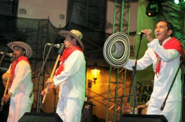 Lo más granado de la cultura y la música de Colombia será representado a lo larg