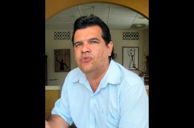 Galo Torres Serra, alcalde de El Carmen de Bolívar.