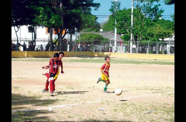 Torneo Municipal de Fútbol Menor en Montería