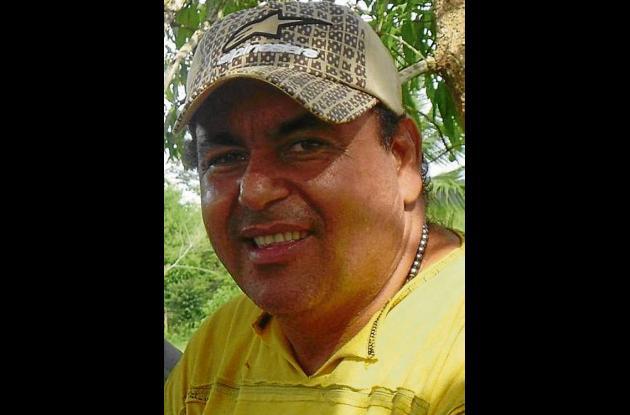 Jalil Antonio Eljach Merlano, ganadero asesinado.