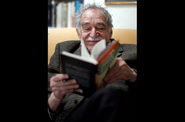 Gabriel García Márquez, escritor colombiano.