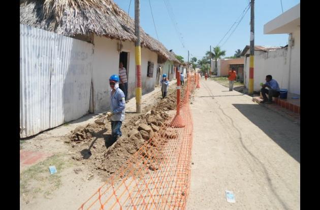 Otras importantes obras se desarrollaron en el municipio, como la gasificación.