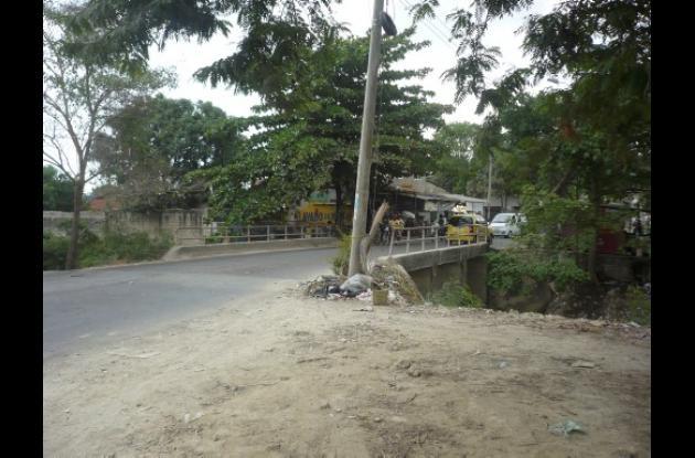 Inseguridad en el barrio Las Gaviotas