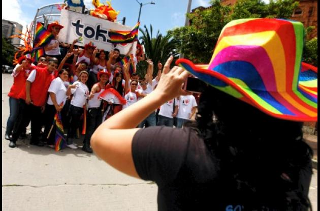 LGBTI marcha gay
