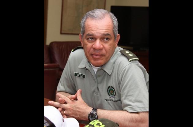 General José León Riaño