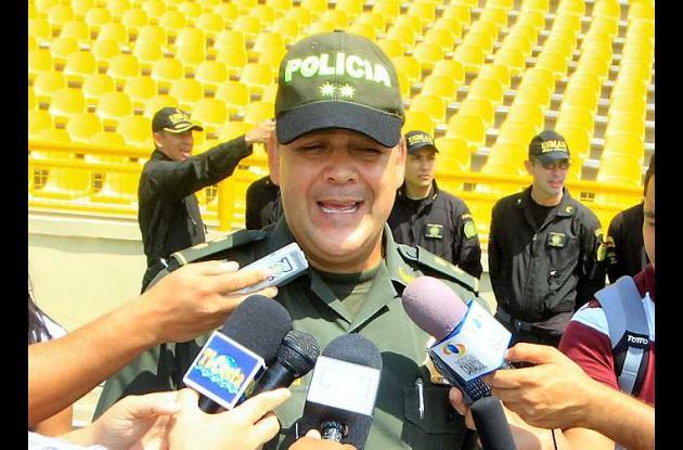 El general Ricardo Restrepo pasa a la comandancia de la Región 8.