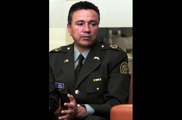 General Mauricio Alfonso Santoyo Velasco