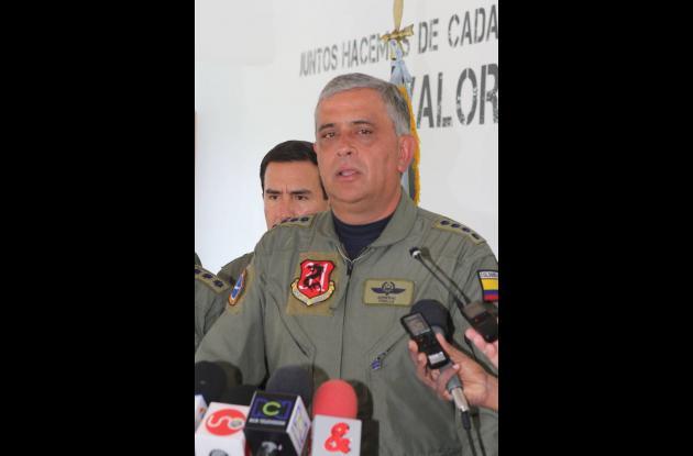General Tito Saúl Pinilla