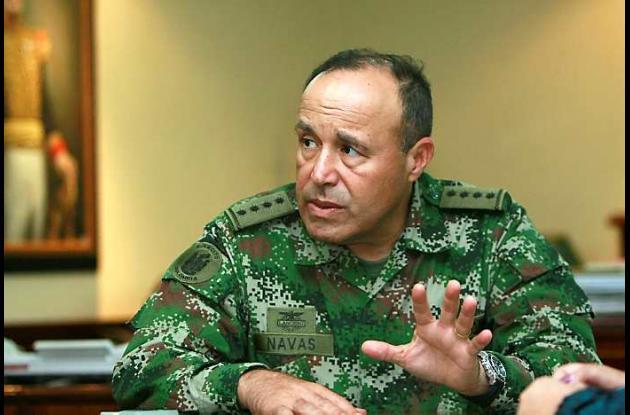 General Alejandro Navas,