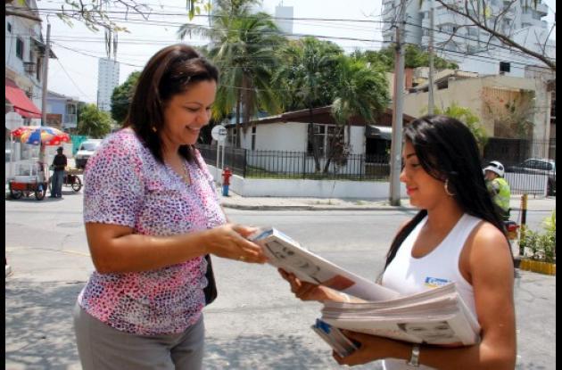 Gente Bahía, primer periódico gratuito de Cartagena de Indias.