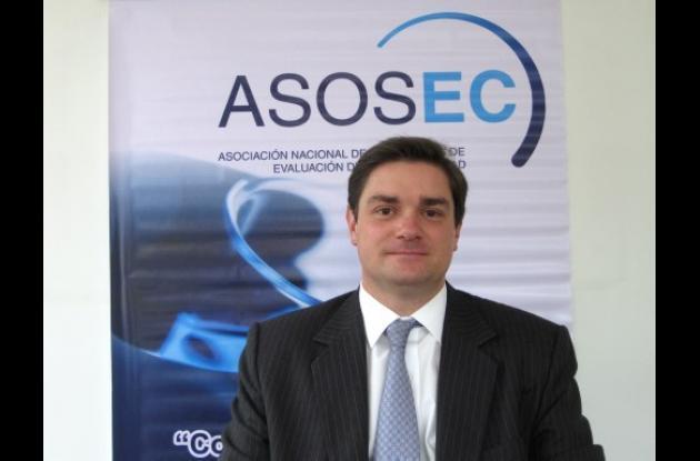 Ramón Madriñán Rivera, Director Ejecutivo de Asosec.