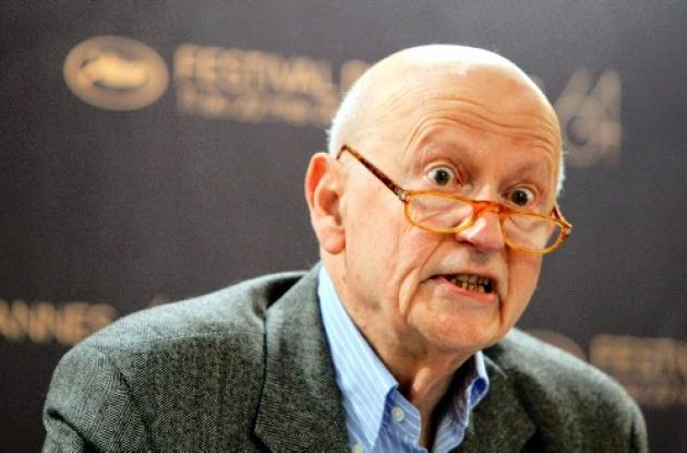Thierry Fremaux, director ejecutivo del Festival de Cannes.