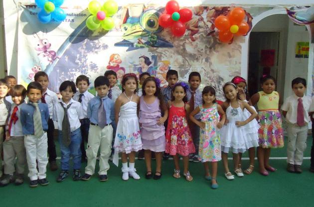 Celebración literaria en el Gimnasio Bilingüe Altamar